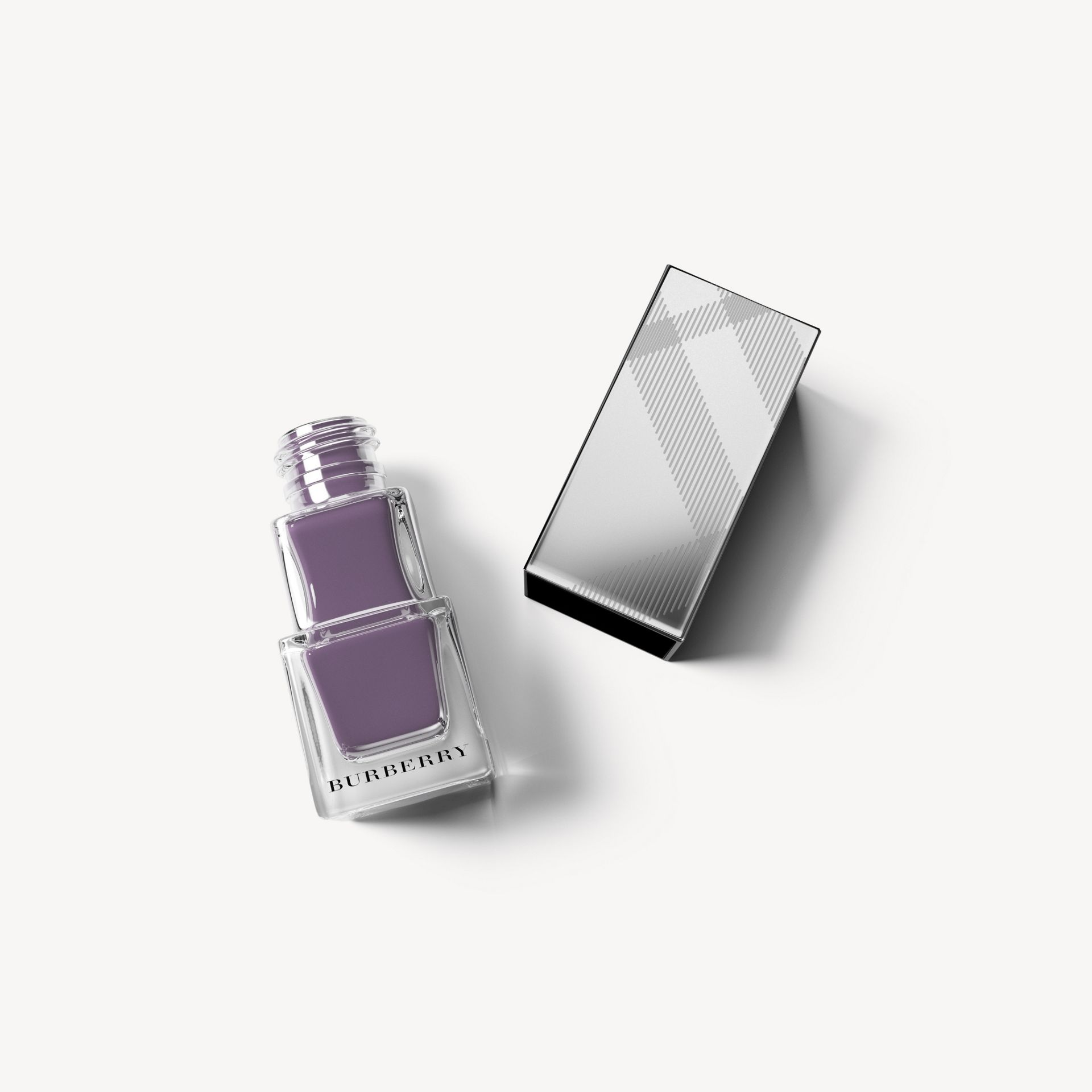 Nail Polish - Pale Grape No.410 - Women | Burberry - gallery image 1