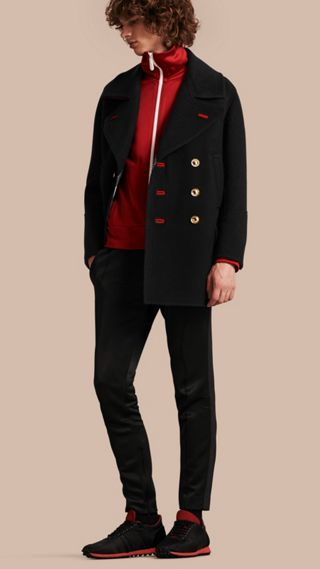 The Pea Coat