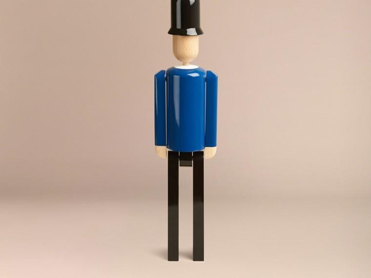 Multicolore Marionnette en bois à l'effigie du Bobby en édition limitée - cell image 4