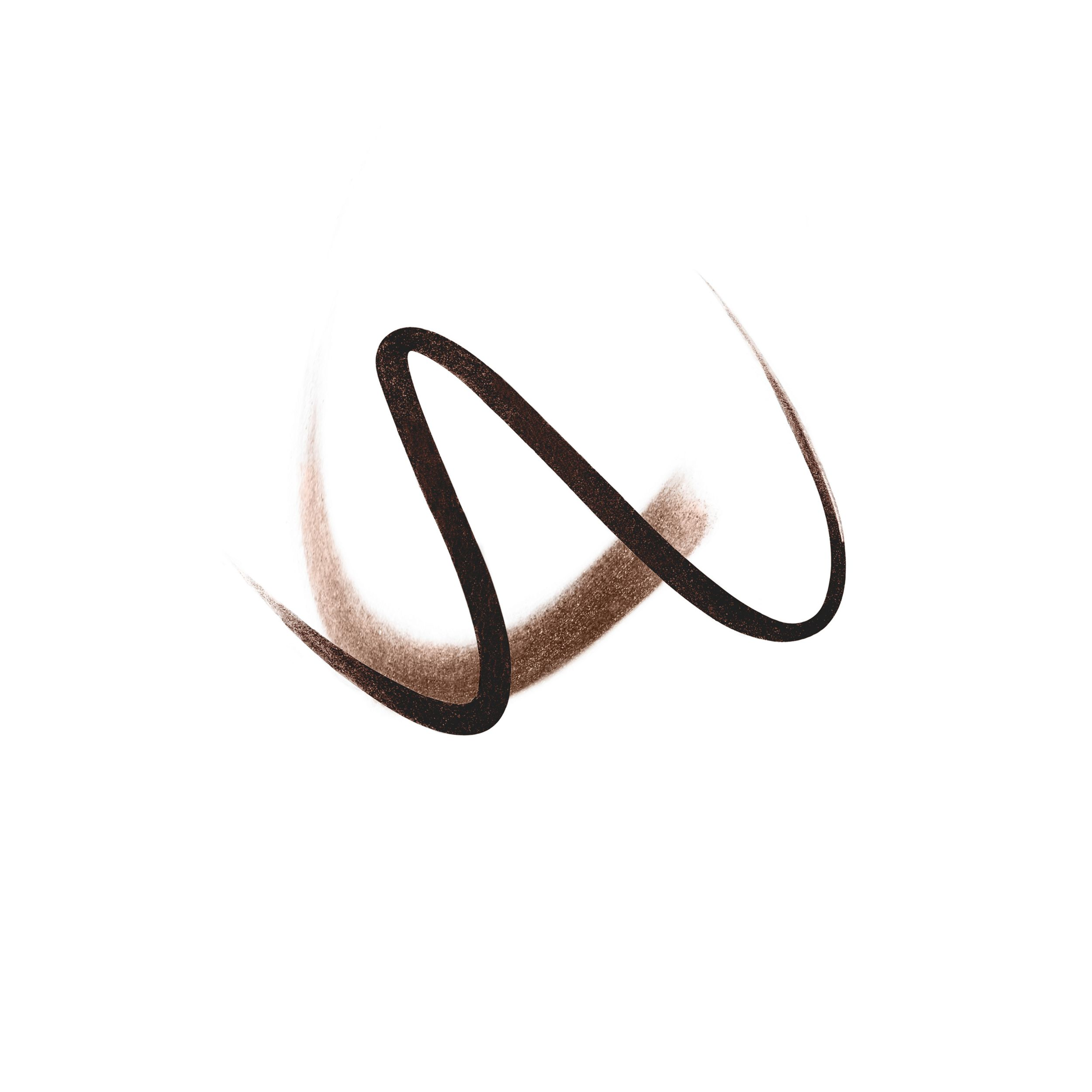 Burberry Cat Eye Liner – Chestnut Brown No.02 - Femme | Burberry Canada - 2