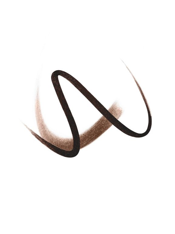 Burberry Cat Eye Liner - Chestnut Brown No.02 - Women | Burberry United States - cell image 1