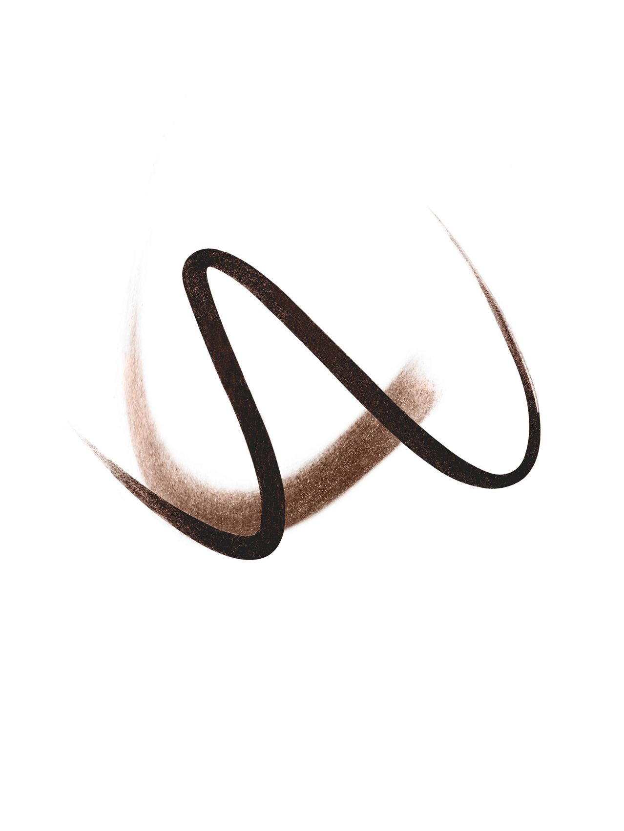 Burberry Cat Eye Liner - Chestnut Brown No.02
