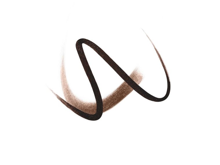Burberry Cat Eye Liner - Chestnut Brown No.02 - Women | Burberry Australia - cell image 1