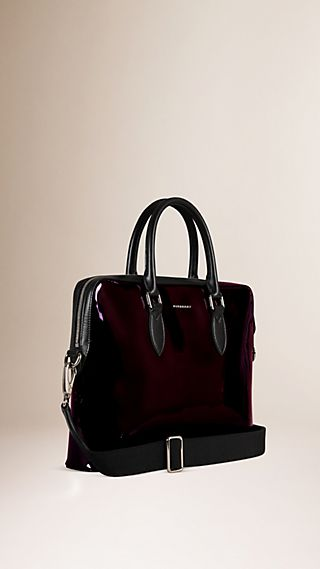 The Barrow in Patent Leather
