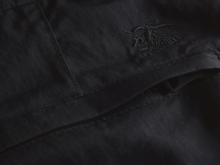 Tailored Swim Shorts in Black - Men | Burberry - cell image 1