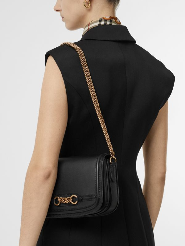 Borsa The Link in pelle (Nero) - Donna | Burberry - cell image 2