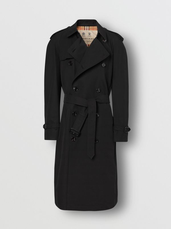 The Westminster Heritage Trench Coat in Black - Men | Burberry United States - cell image 3
