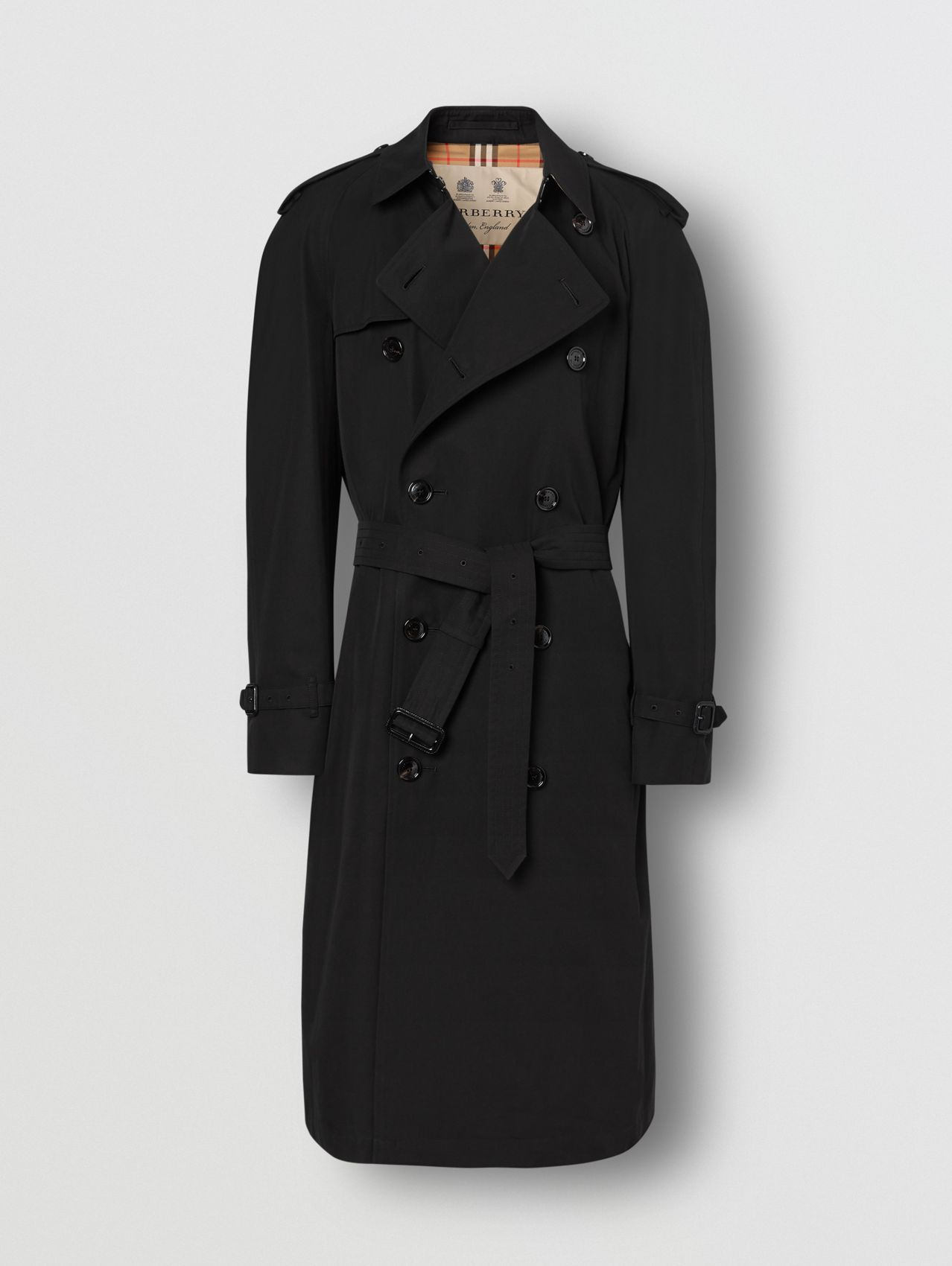 The Westminster - Trench coat Heritage in Preto