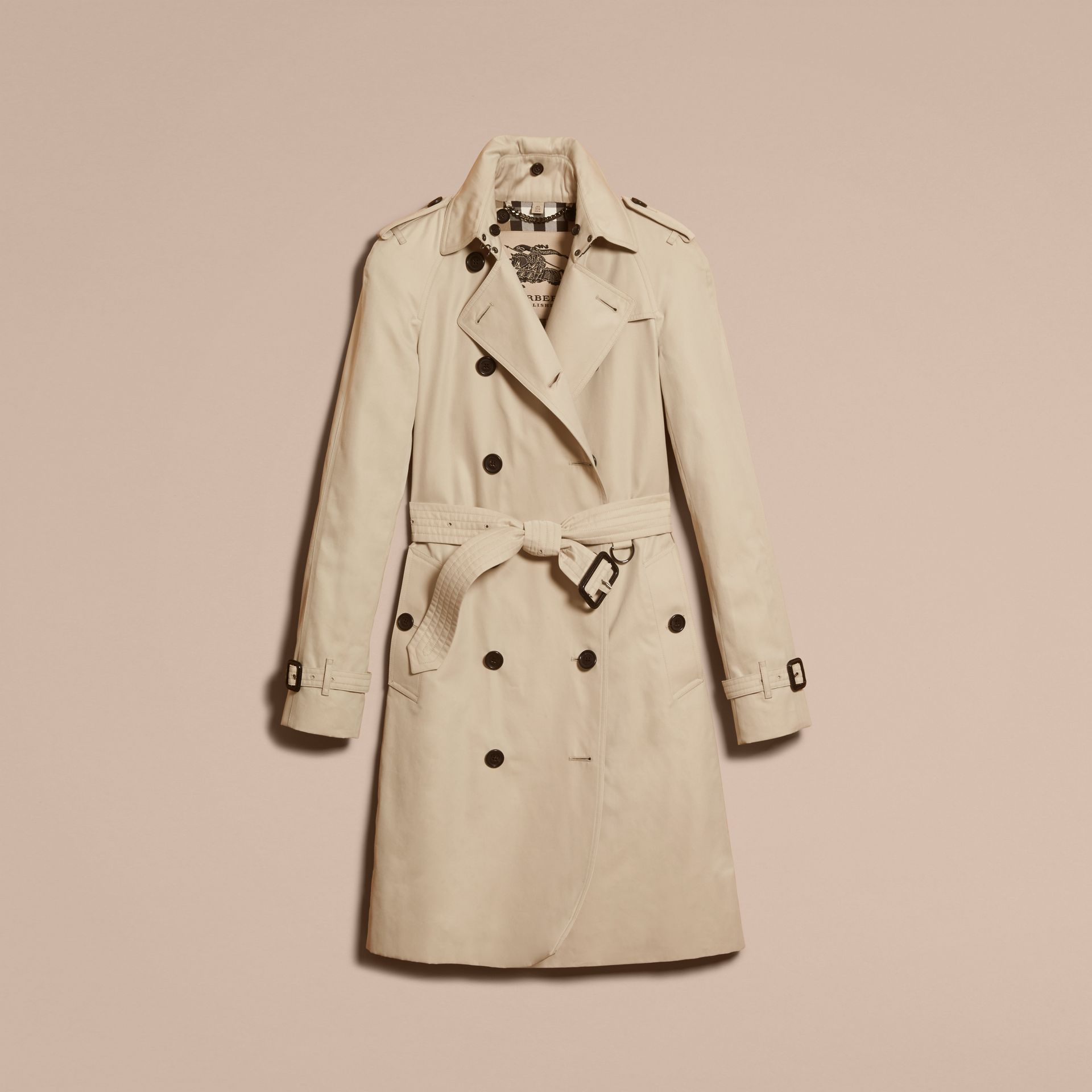 Stone The Westminster – Trench-coat Heritage long Stone - photo de la galerie 4