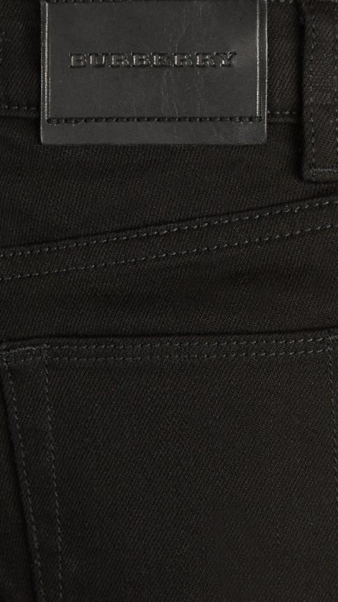 Noir Jean skinny - Image 3