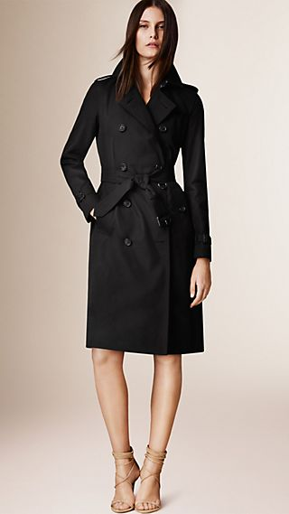 The Kensington – Extra-long Heritage Trench Coat