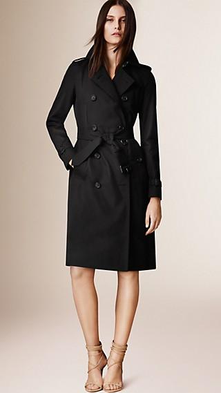 The Kensington - Trench coat Heritage extra lungo