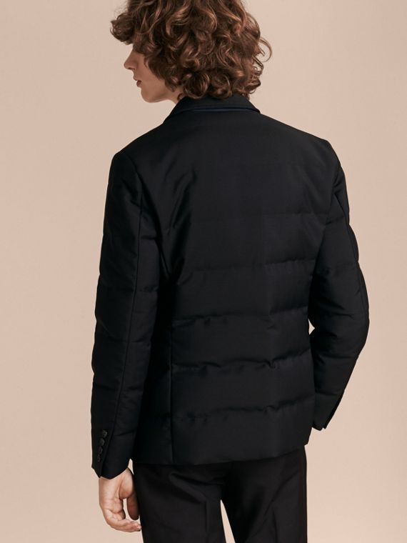 Reversible Down-filled Tailored Jacket - cell image 2