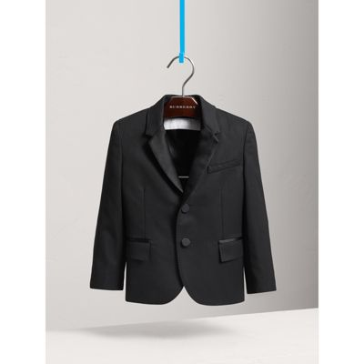 Burberry - Veste de smoking en laine - 1