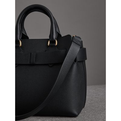 Cheap Sale Very Cheap The Small Leather Belt Bag - Black Burberry The Cheapest Cheap Price For Cheap E2I33S