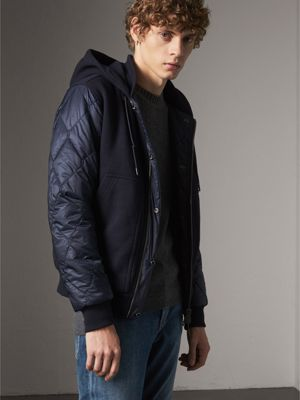 Men's Jackets   Leather Bikers, Bomber & Quilted   Burberry United ...