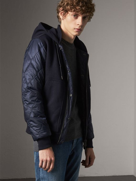 Men's Jackets | Leather Bikers, Bomber & Quilted | Burberry United ...