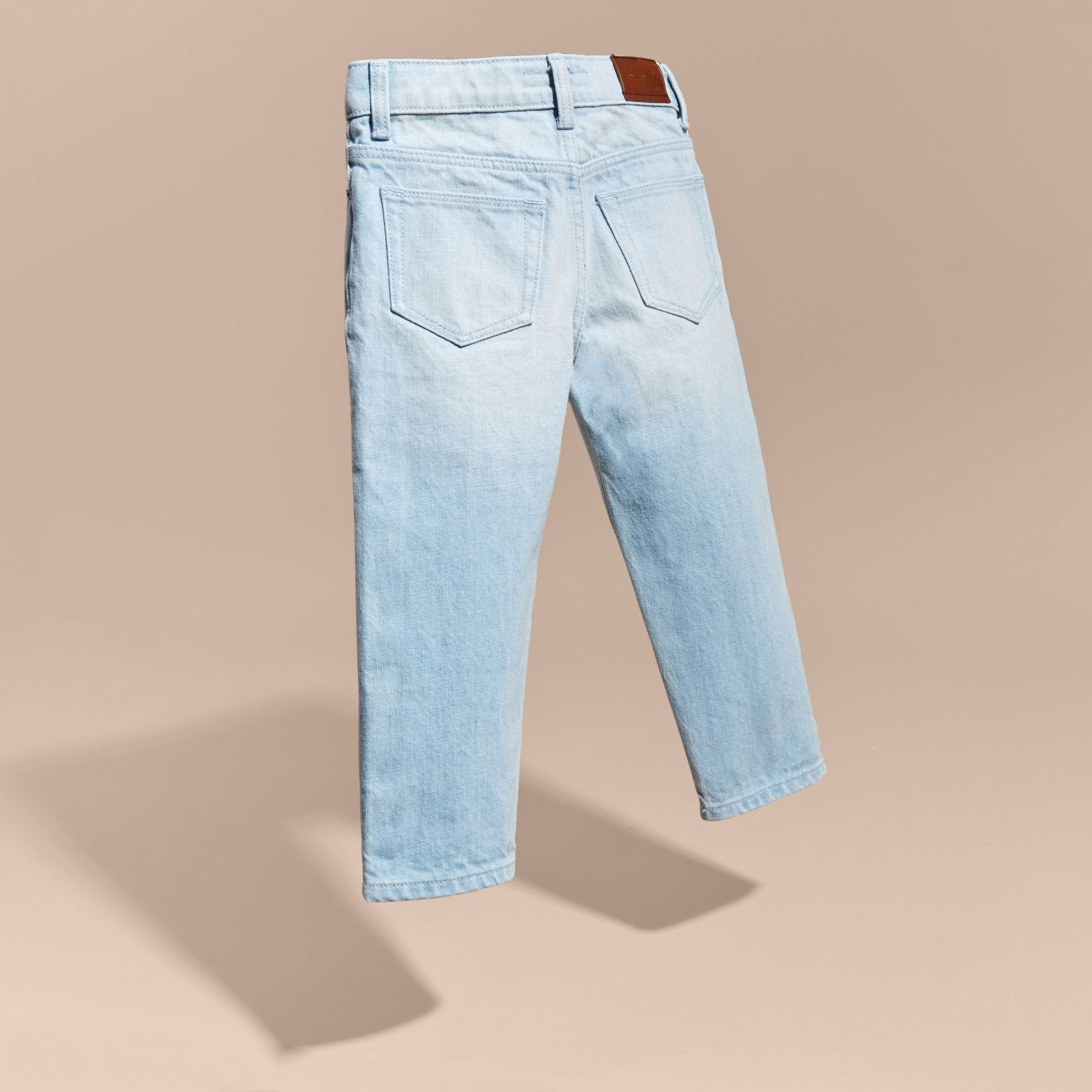Relaxed Fit Cotton Jeans - gallery image 4