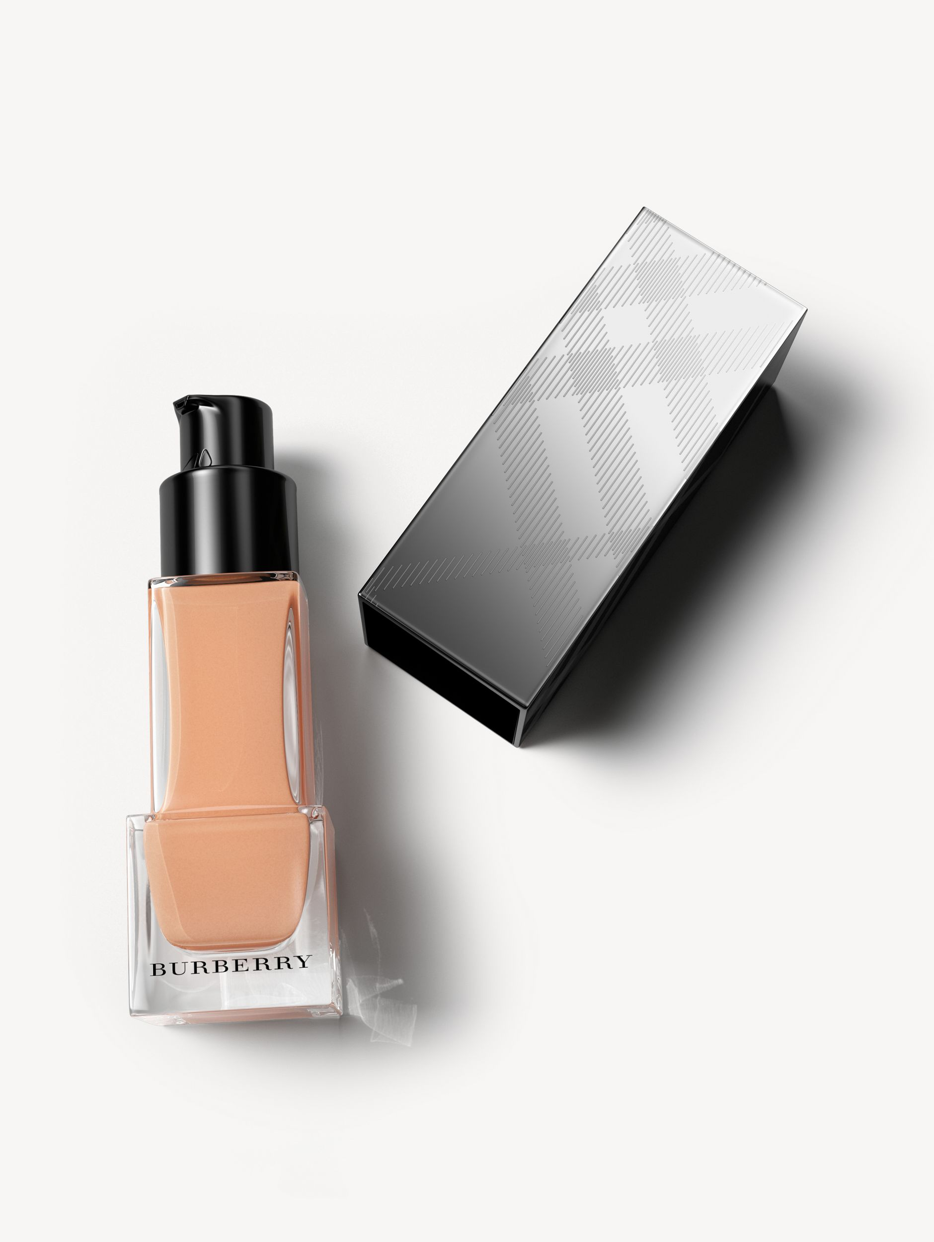 Fresh Glow Foundation Sunscreen Broad Spectrum SPF 12 – Rosy Nude No.31 - Women | Burberry Singapore - 1