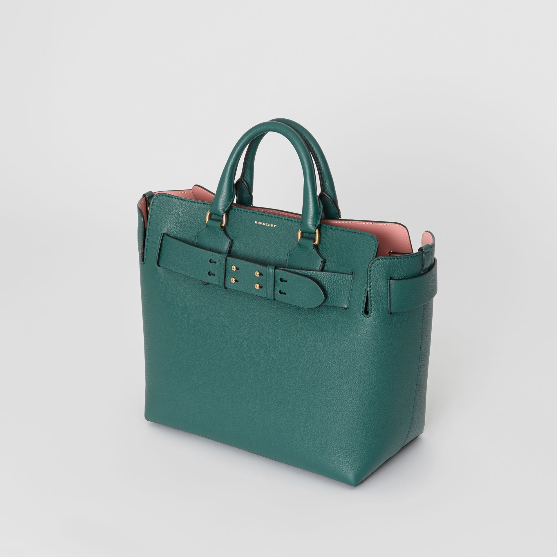 The Medium Belt Bag aus Leder (Dunkles Cyan) - Damen | Burberry - Galerie-Bild 4