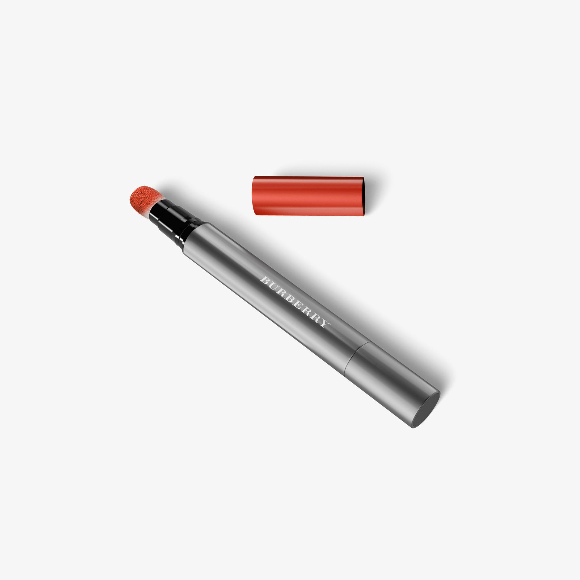 Lip Velvet Crush – Tangerine Red No.58 - Femme | Burberry - photo de la galerie 0