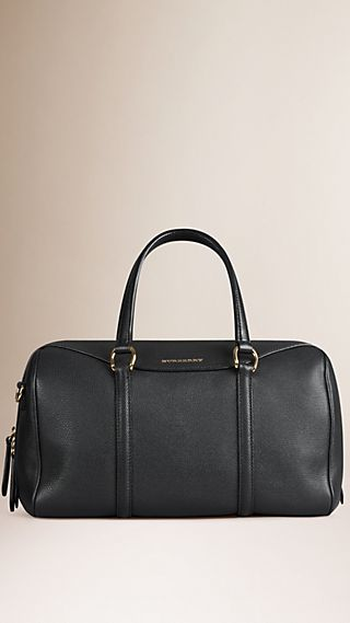 Sac The Alchester medium en cuir grainé