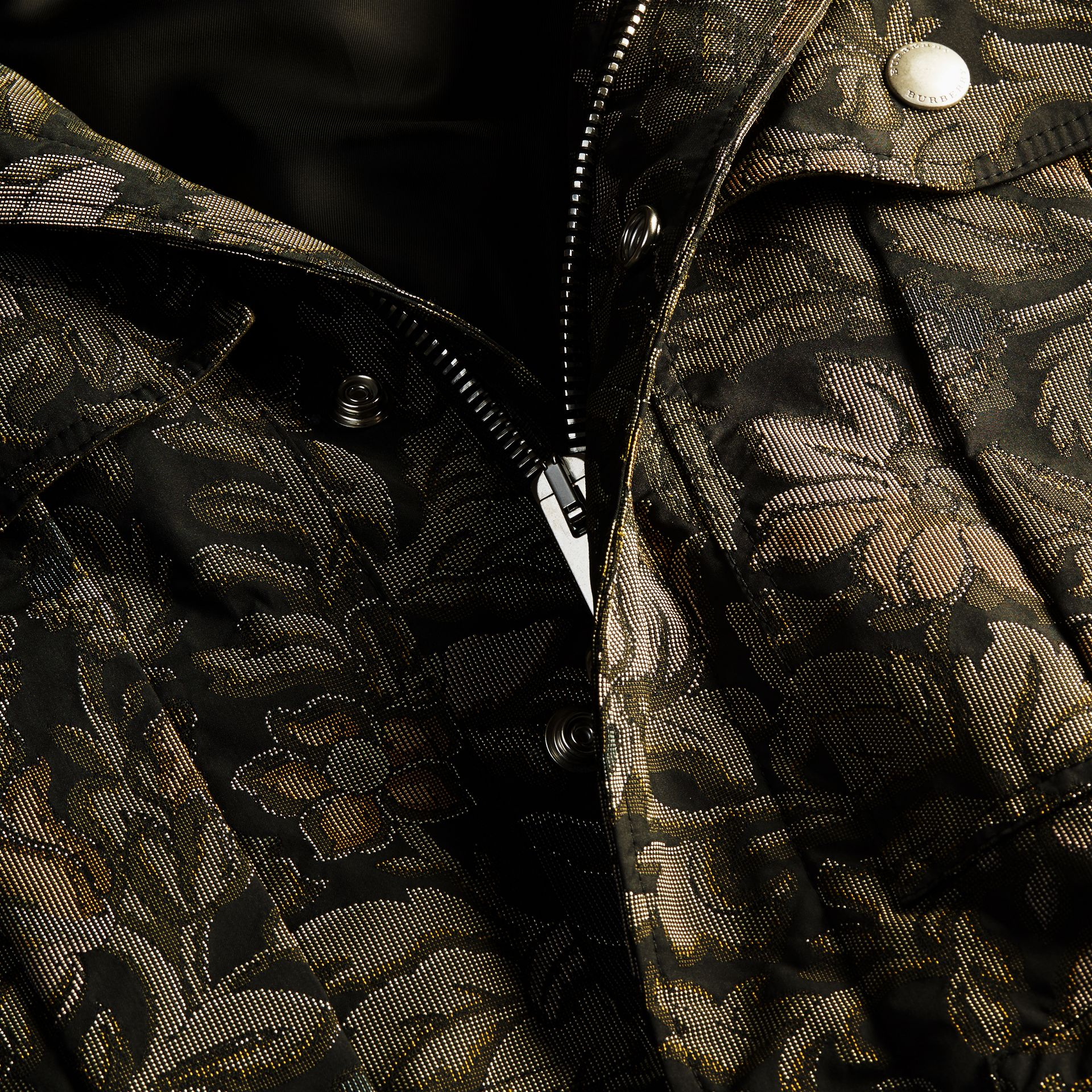 Sage The Floral Field Jacket - gallery image 2