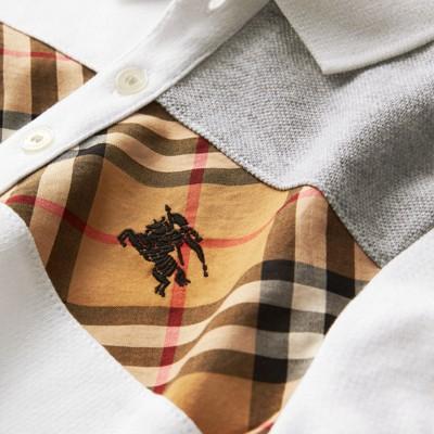 Polo Coton Vintage Homme 1920 Blanc On0PX8wk