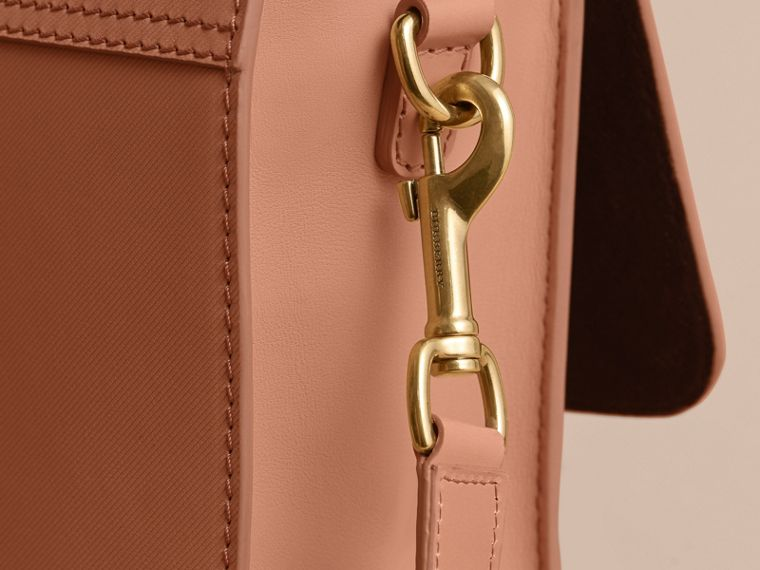 The Medium DK88 Satchel in Pale Clementine - cell image 4