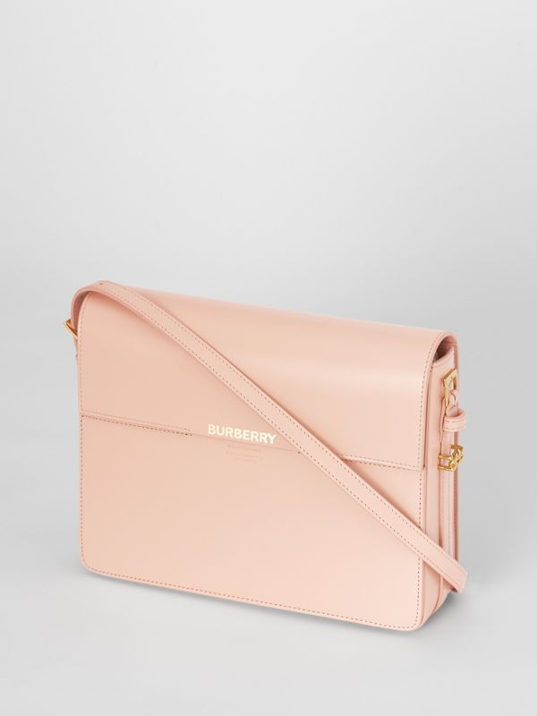 Large Leather Grace Bag in Soft Blush - Women | Burberry - cell image 3