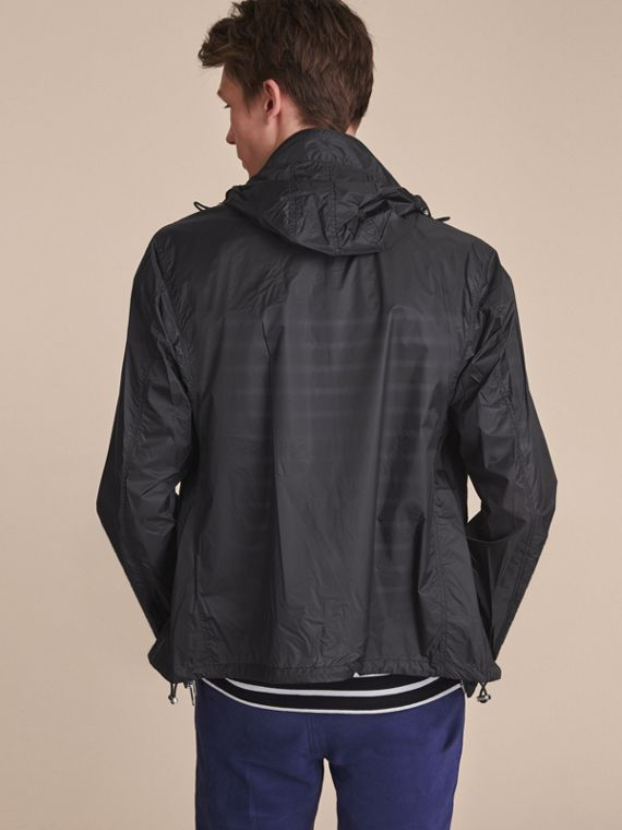 Hooded Super-lightweight Jacket - cell image 2