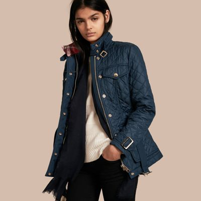 Quilted Jackets Amp Puffers For Women Burberry
