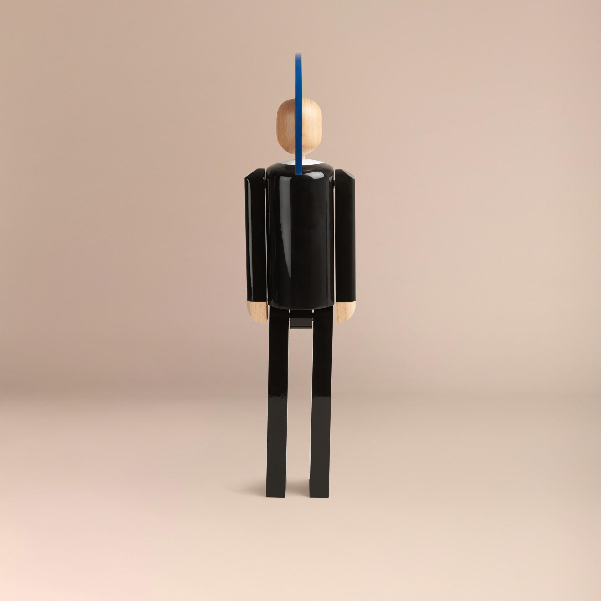 Multicolore Marionnette en bois à l'effigie du Punk en édition limitée - photo de la galerie 5
