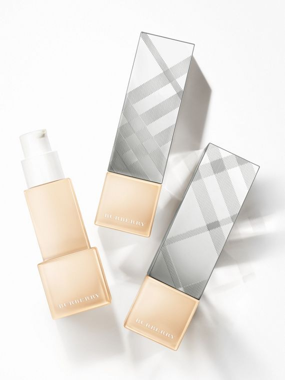 Bright Glow Foundation SPF 30 PA+++ – Rosy Nude No.31 - Mulheres | Burberry - cell image 3