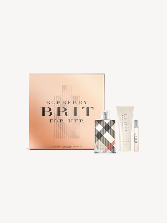 Burberry Brit for Her Festive Luxury Set