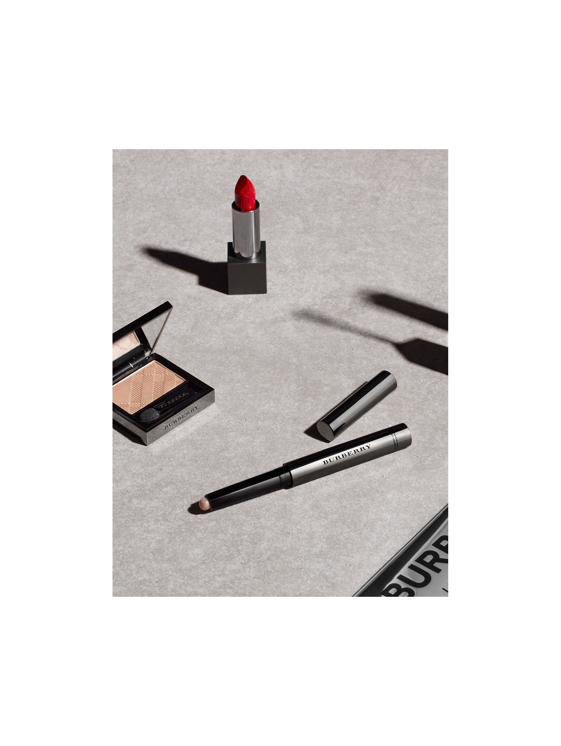 Lip Velvet Military Red No.429 - Women | Burberry Australia - 3