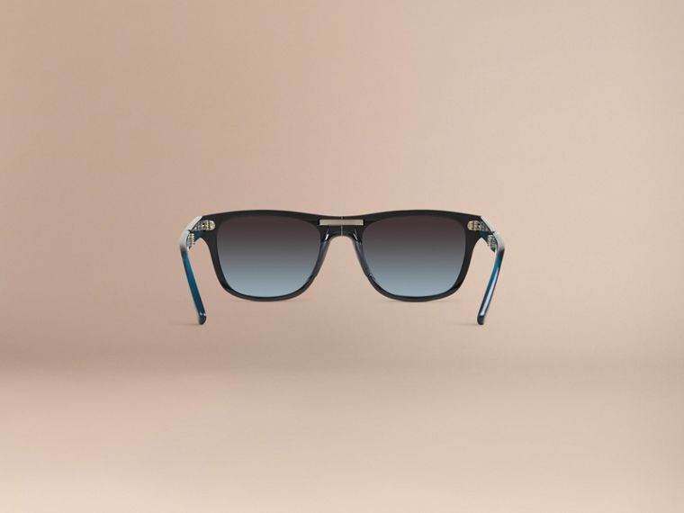 Foldable Rectangular Frame Sunglasses - cell image 4