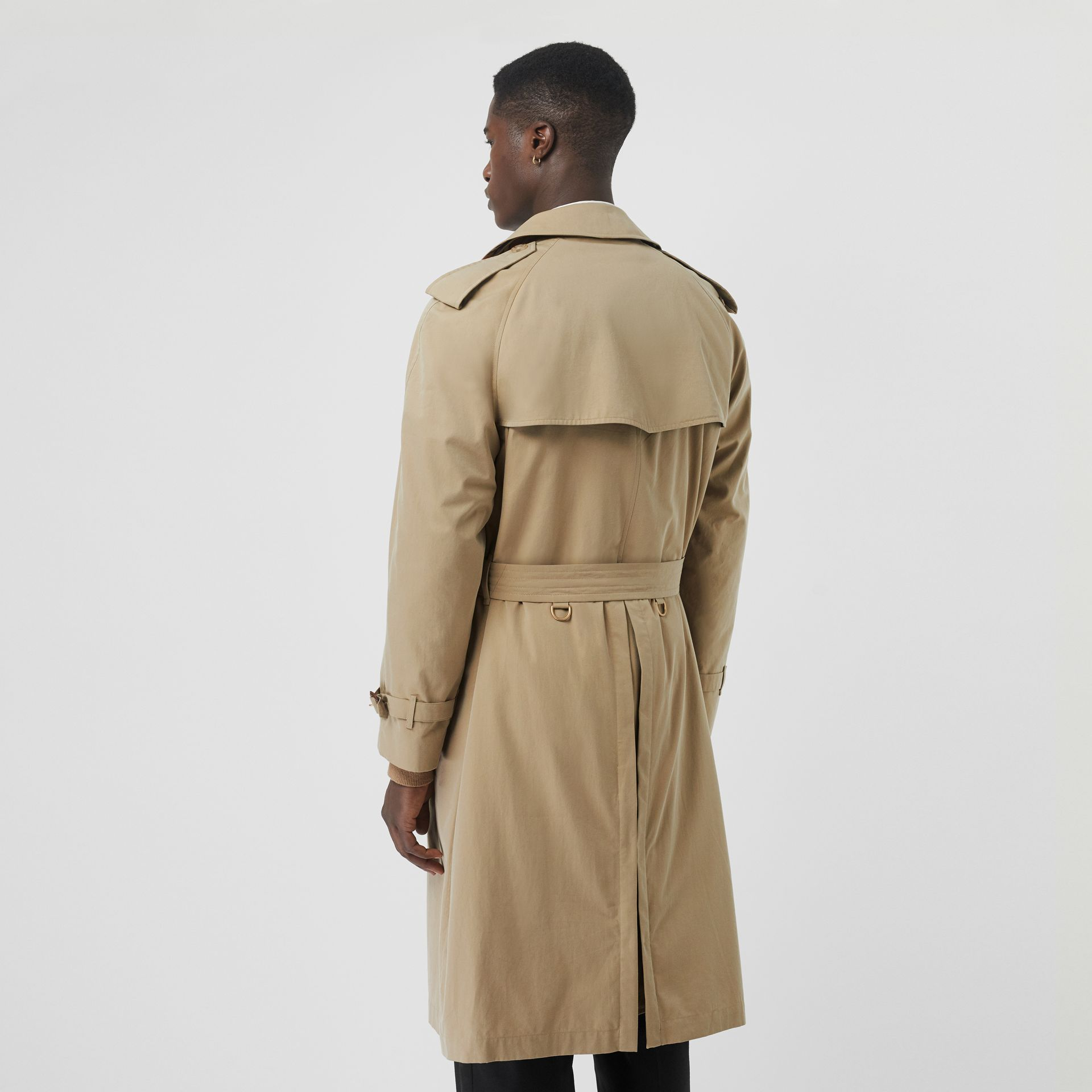 The Westminster – Trench Heritage (Miel) - Homme | Burberry - photo de la galerie 2