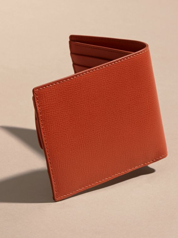 London Leather Folding Coin Wallet - cell image 2