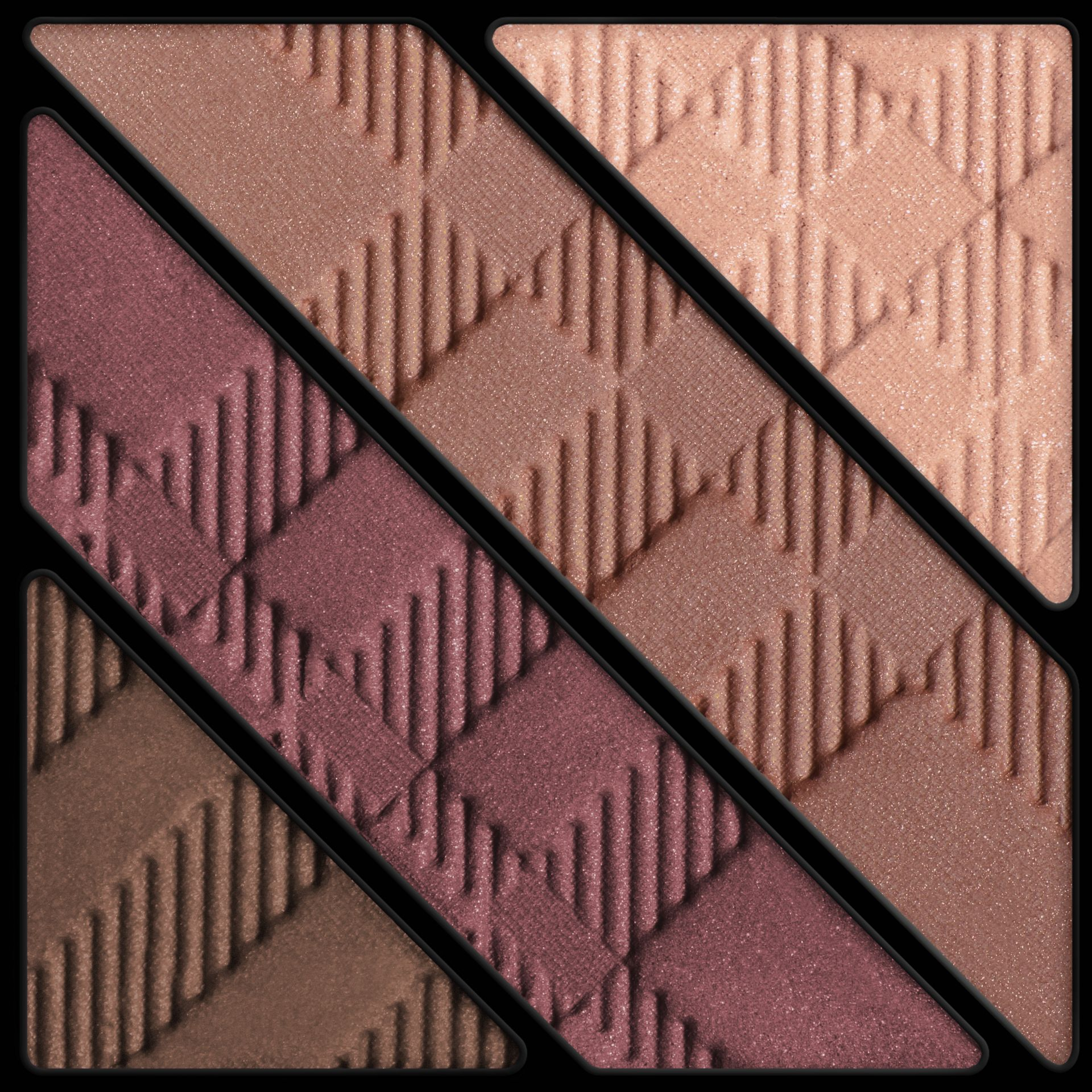 Complete Eye Palette – Plum Pink No.06 - Femme | Burberry - photo de la galerie 2