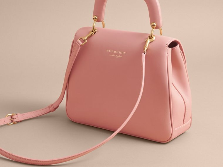 The Medium DK88 Top Handle Bag in Ash Rose - Women | Burberry United Kingdom - cell image 4