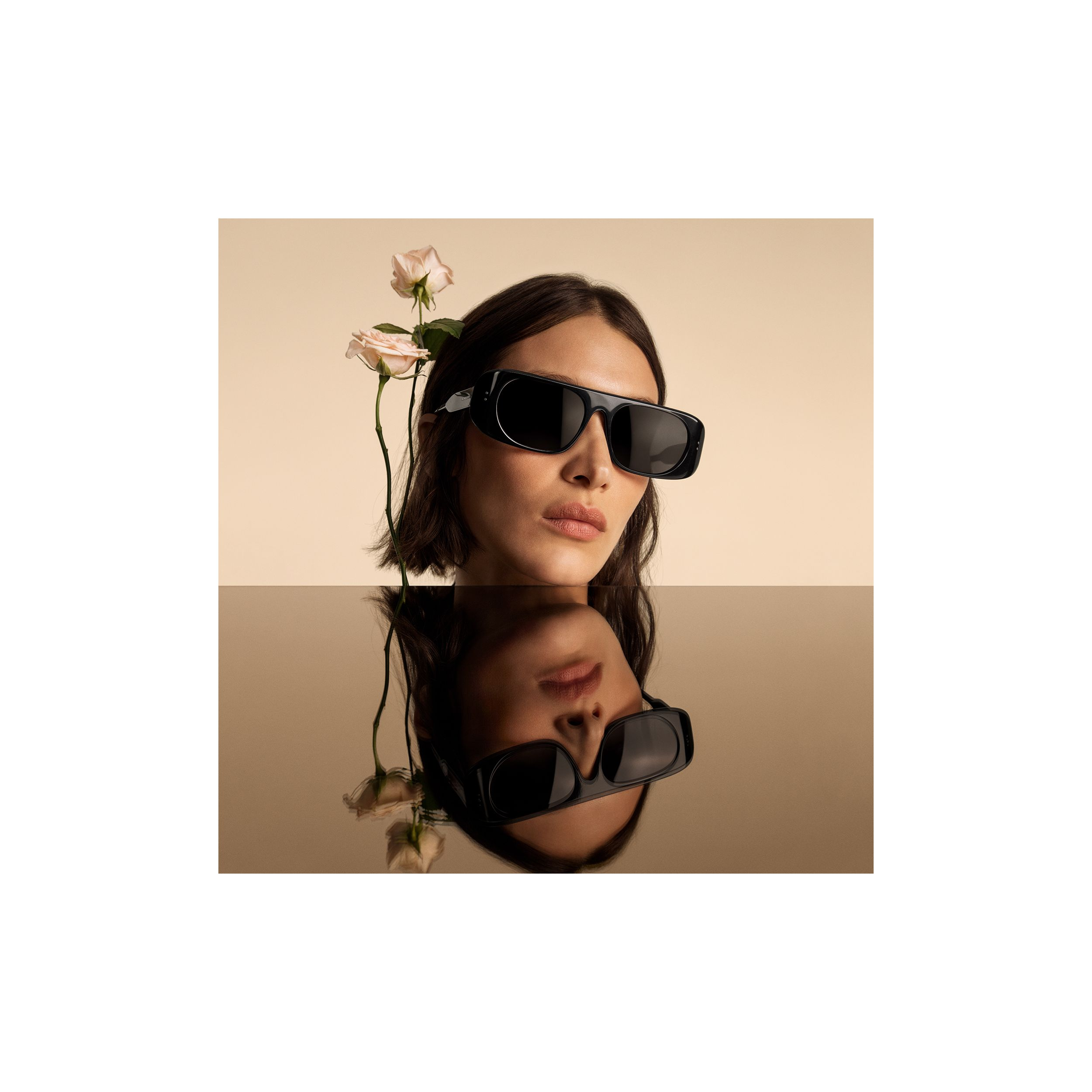 Blake Sunglasses in Black | Burberry - 2