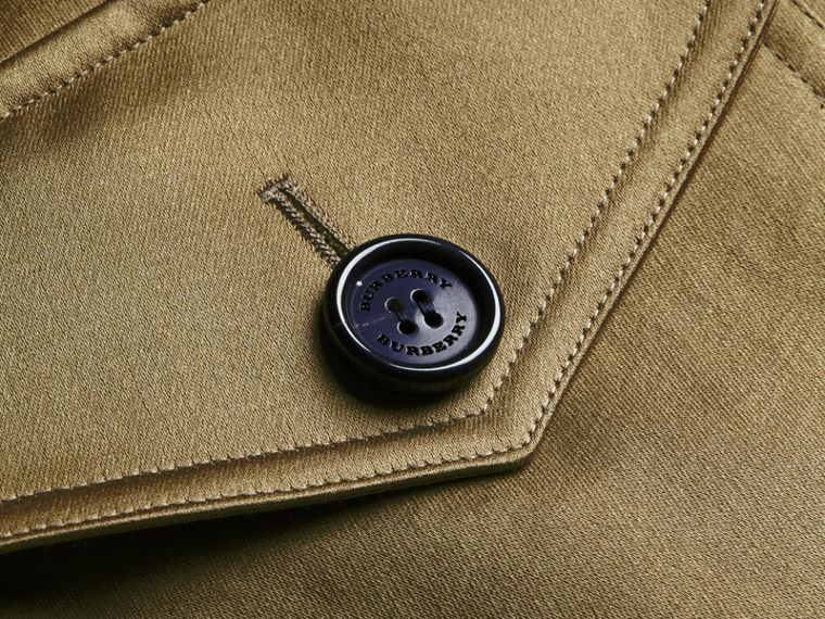 Cotton Field Jacket with Detachable Warmer - cell image 1
