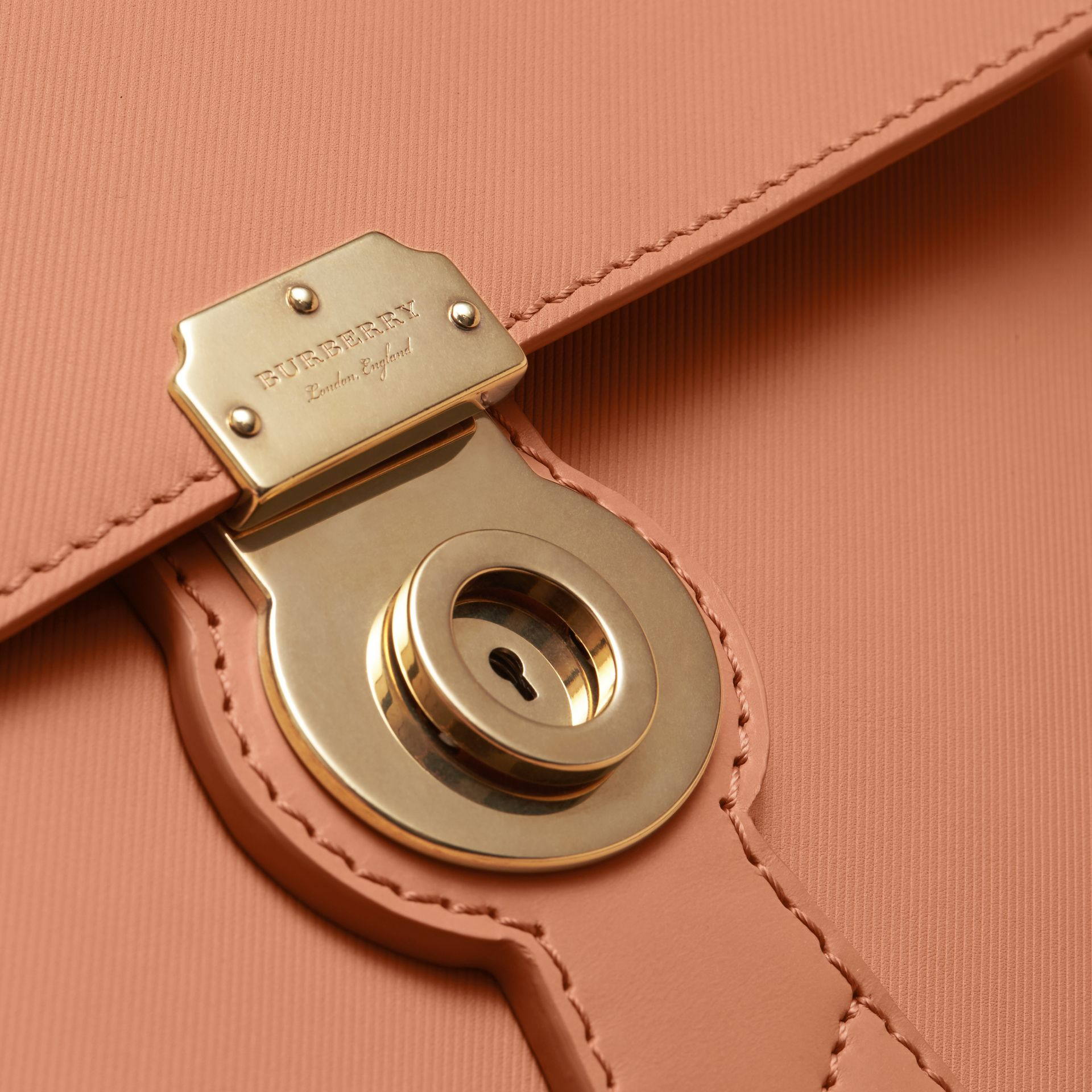 The DK88 Portfolio Case in Pale Clementine - Men | Burberry - gallery image 2