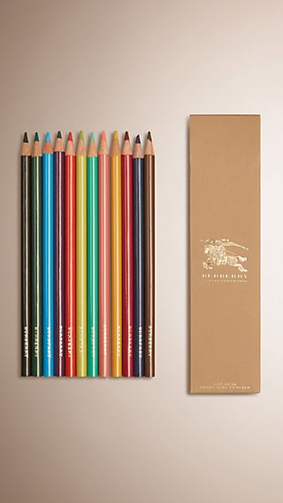 Set of Coloured Pencils