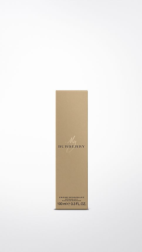 Honey trench My Burberry Fresh Deodorant 100ml - Image 2