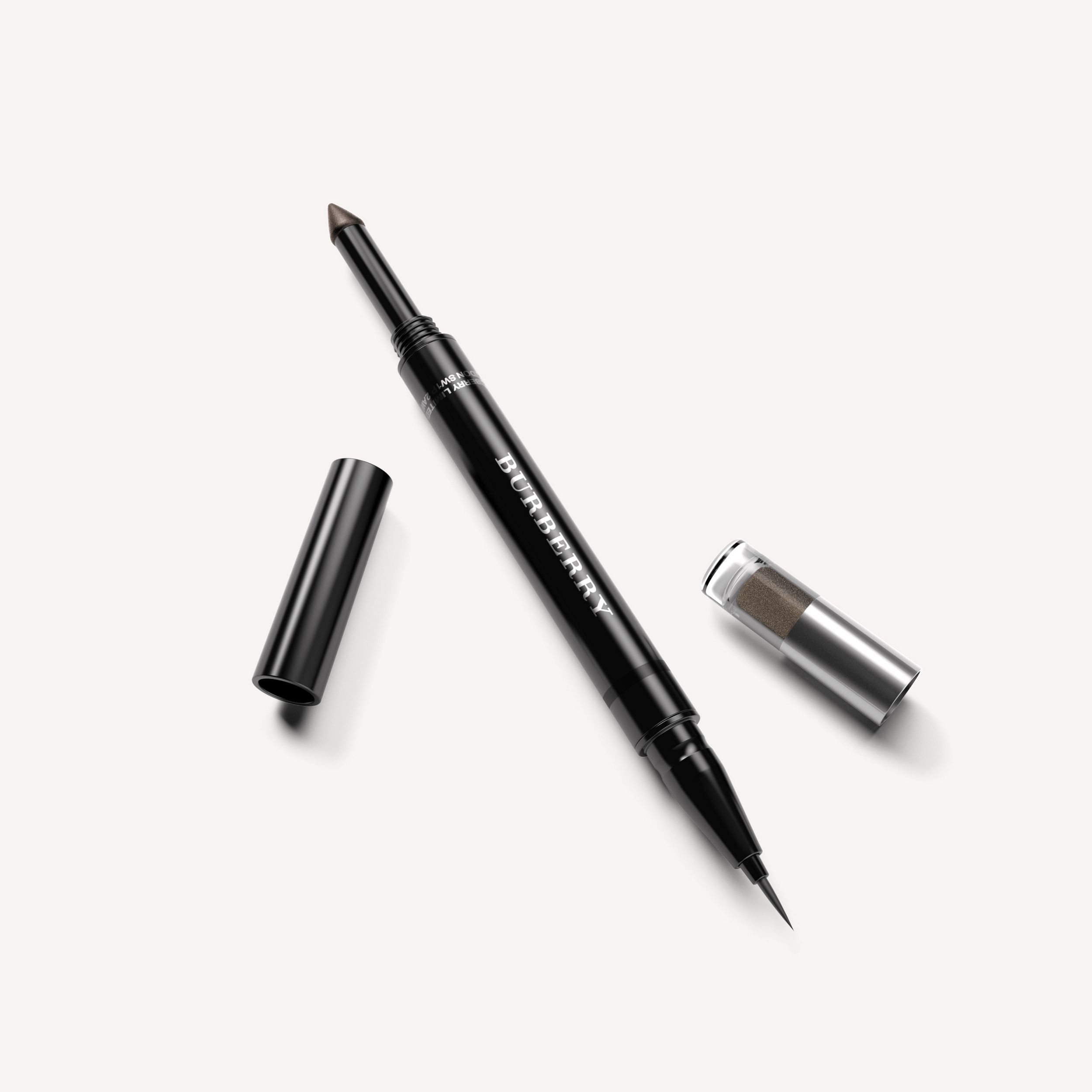 Burberry Cat Eye Liner - Jet Black No.01 - Women | Burberry - 1