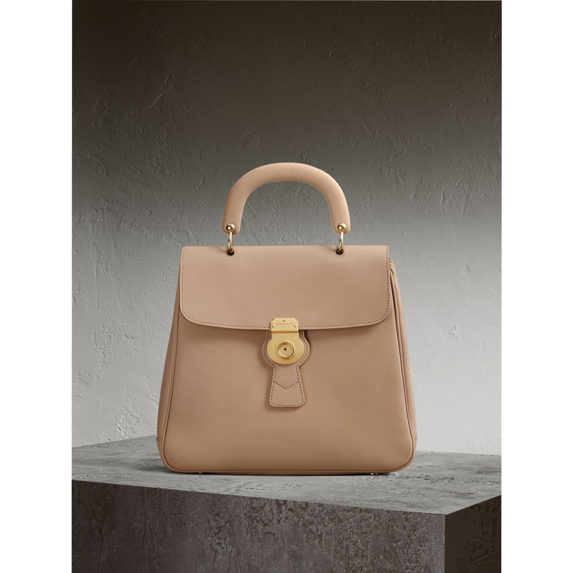 The Large DK88 Top Handle Bag - Women | Burberry - gallery image 1