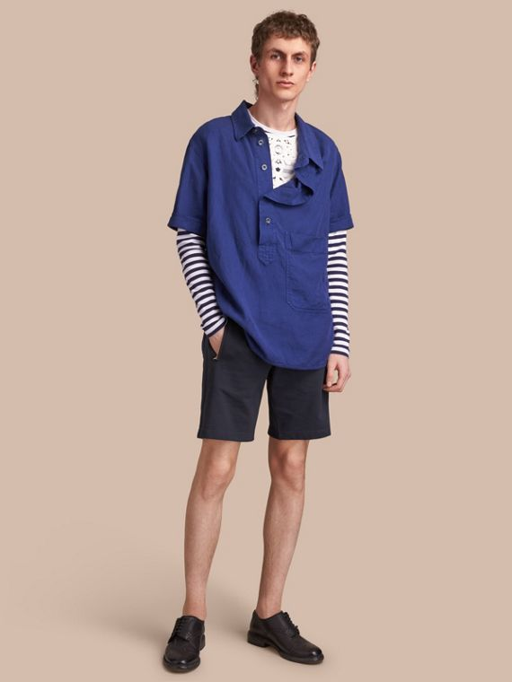 Lightweight Cotton Jersey Shorts