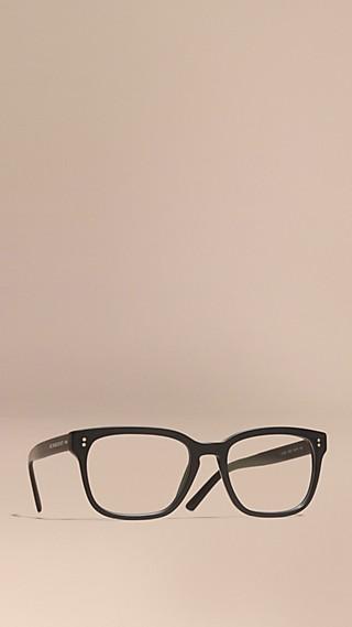 Monture carrée pour lunettes de vue